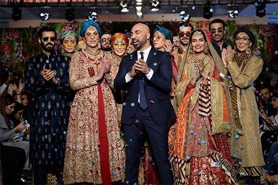 HSY Pakistani Fashion Designer