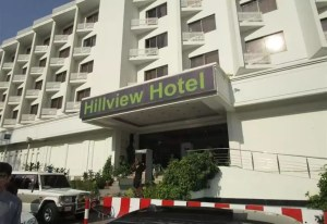 Hill View Hotel Islamabad