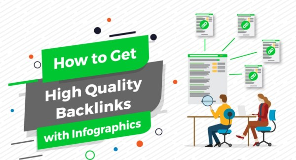Infographics to create backlinks for free