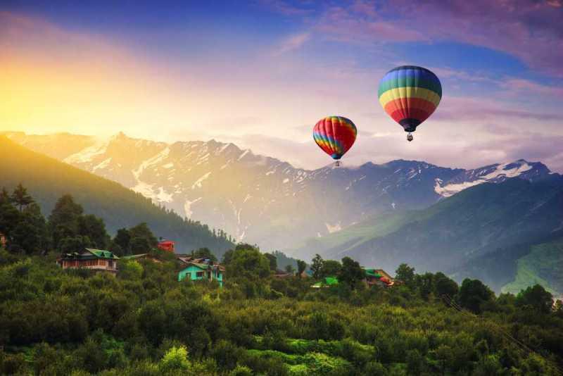 Manali India - Places to Visit in Himachal Pradesh