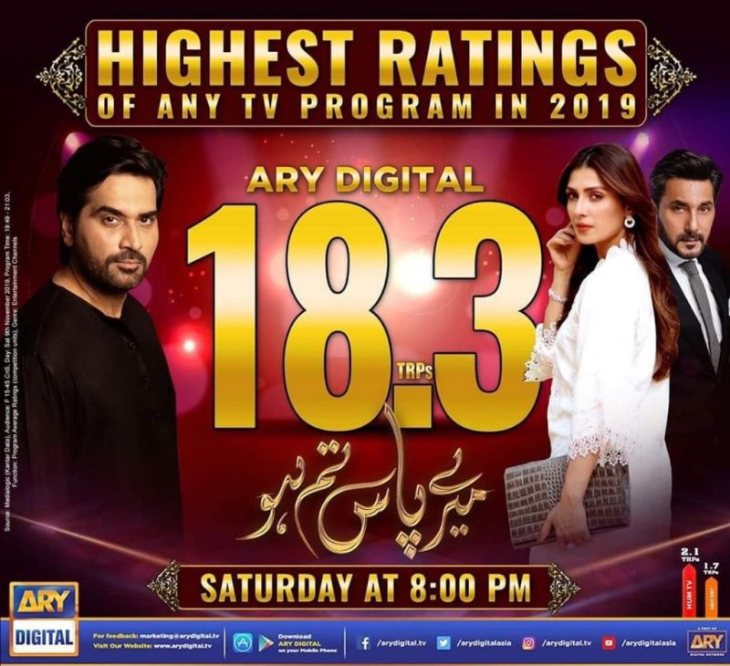 Mere-Paas-Tum-Ho-Has-The-Highest-Ratings-Of-Any-Program-In-2019