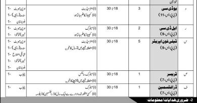 Ministry of Defense Jobs November 2019