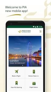 PIA Mobile App