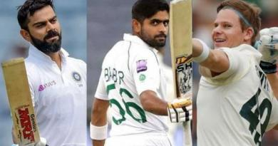 Babar Azam Overtakes Virat Kohli and Steven Smith