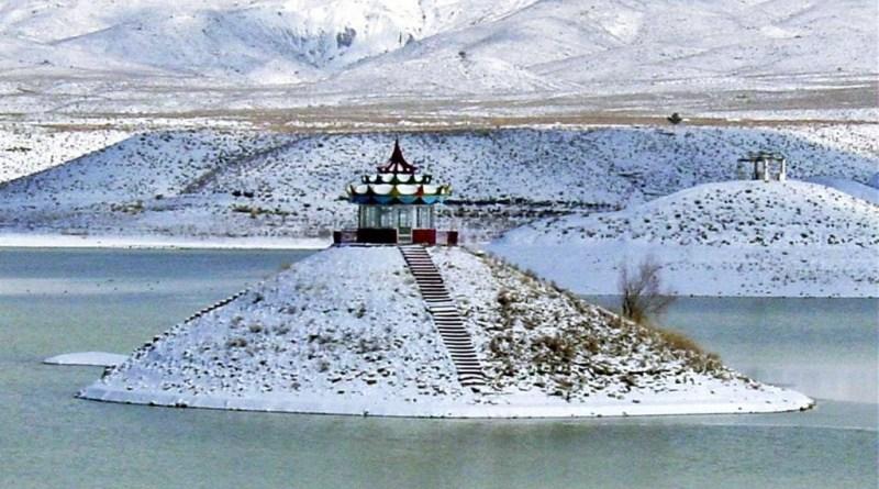 Frozen Hanna Lake Quetta Balochistan