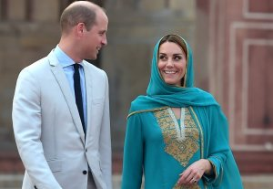 Prince William and his wife Kate Middleton visit Pakistan for five days in 2019