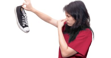 causes of Smelly Feet