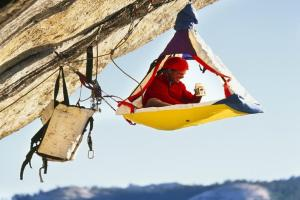 Cliff Camping most Dangerous Tourist Attractions in the World