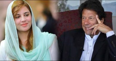 Imran Khan has Killer Smile Says Zartaj Gul