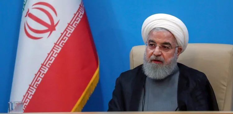 President Hassan Rouhani Said That we will take revenge of Soleimani's Killing