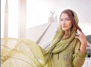 Roise Gabrielle Becomes Muslim