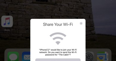 Sharing WiFi With Neighbor is a Crime