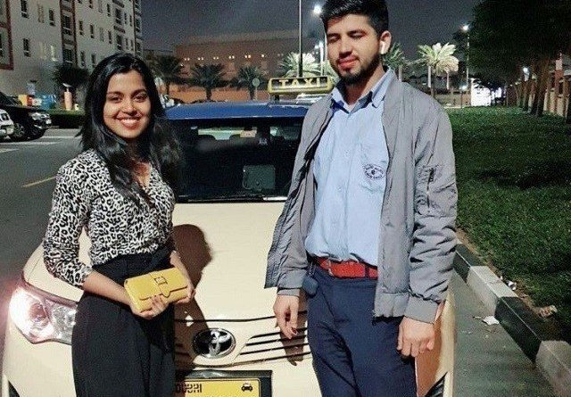 The integrity of a Pakistani citizen won the heart of an Indian girl in Dubai