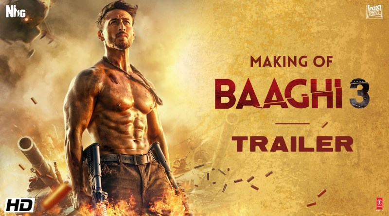 Baaghi 3 Offical Trailer