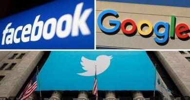 Facebook - Twitter - Google to suspend services in Pakistan