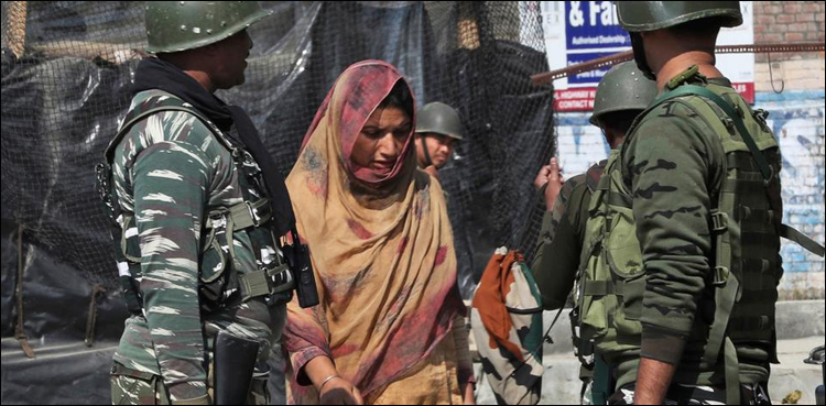 Indian Occupied Kashmiris are suffering from depression