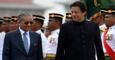 Mahathir Mohammad & Imran Khan