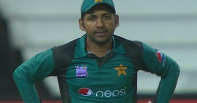 Preparation to remove sarfaraz from ODi captaincy