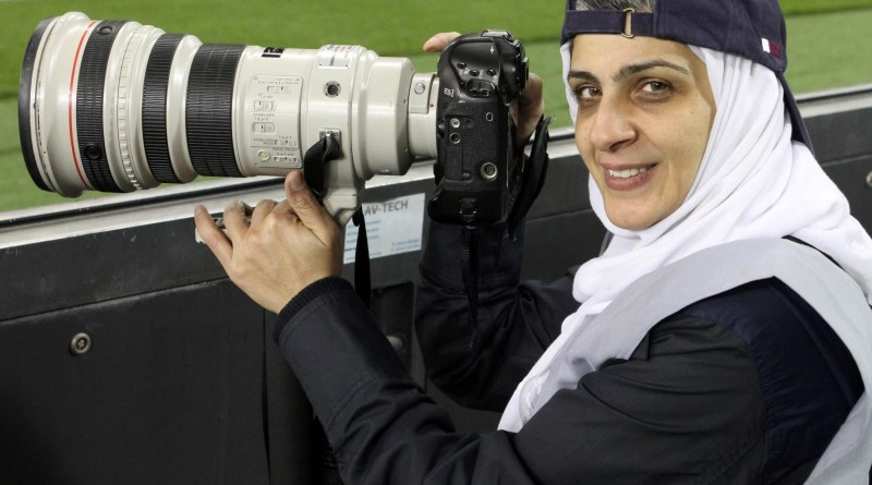 Safia Binzagr saudi camera women