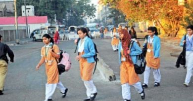 Schools in Sindh will remain closed due to coronavirus