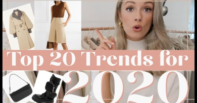 Top 10 Womens fashion trends and how to wear them