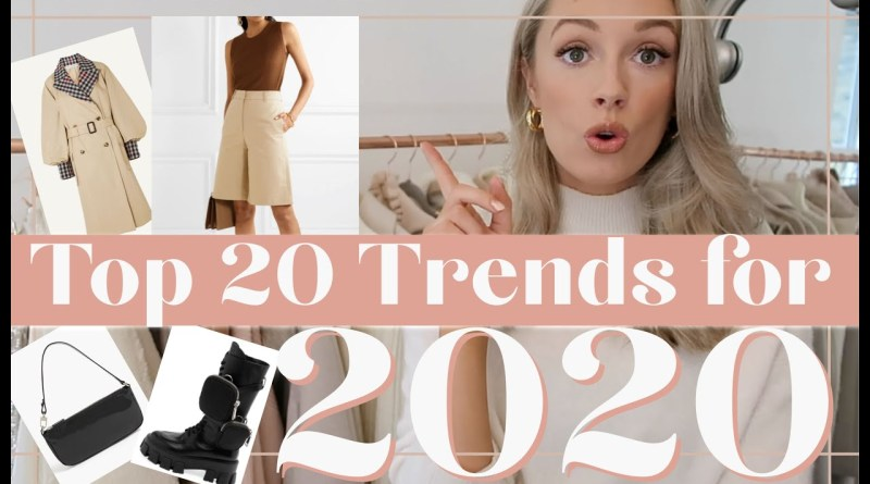 Spring Summer 2020 Fashion Trends Archives News Blog