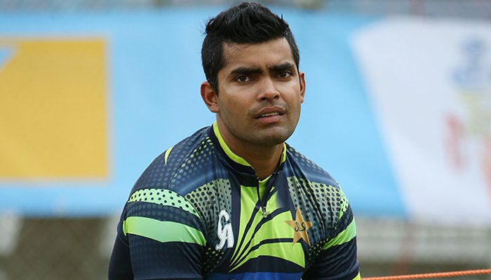Umar Akmal Fitness Test