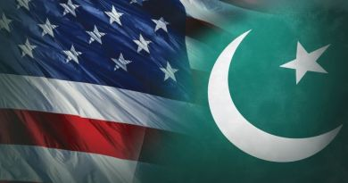 Us travel advisory Pakistan
