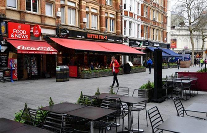 London Food Street