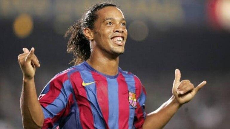 Ronaldinho Fake Passport