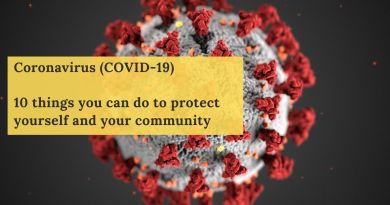 things to do to protect yourself from coronavirus