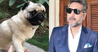 Adnan Siddiqui lost his dog coco