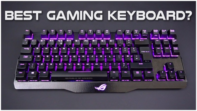 How to choose best gaming keyboard