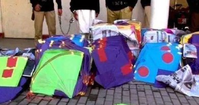49 arrested for violating kite flying act