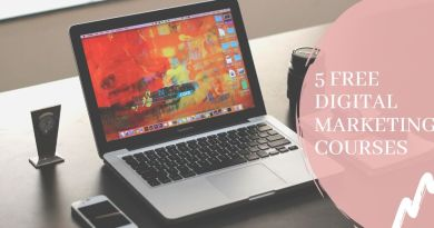 5 Free Digital Marketing Courses