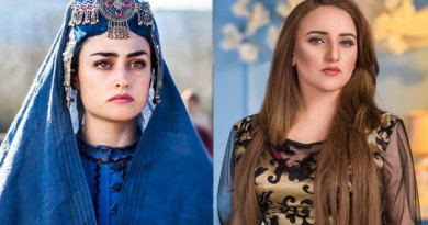 Hareem Shah wants to play the role of 'Halima Sultan'