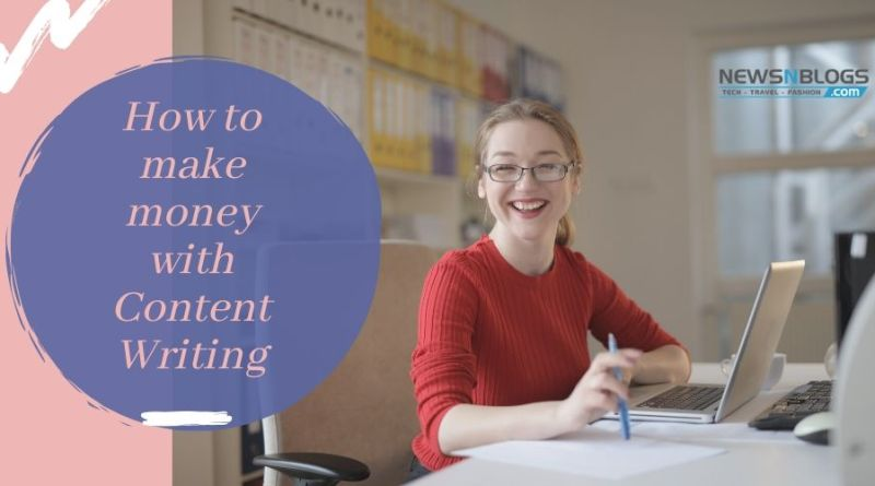 How to make money with Content Writing