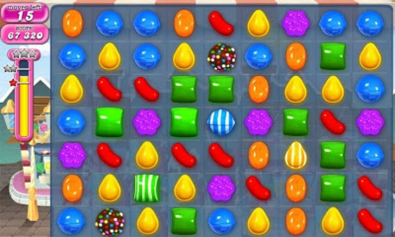 Never receive a Candy Crush request