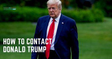 How to Contact Donald Trump