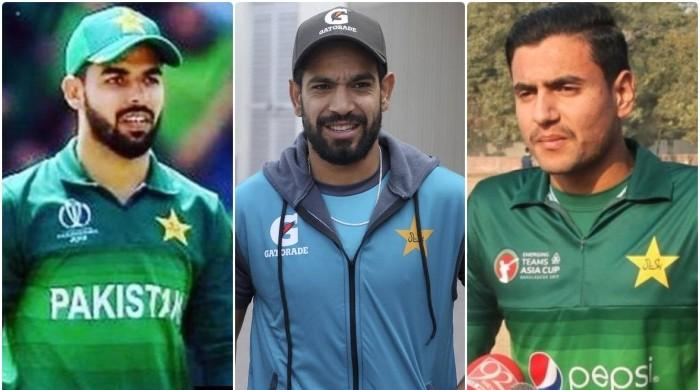 Shadab Khan, Haris Rauf and Haider Ali test Positive for Coronavirus