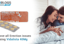 Remove all erection issues Using Vidalista 40Mg
