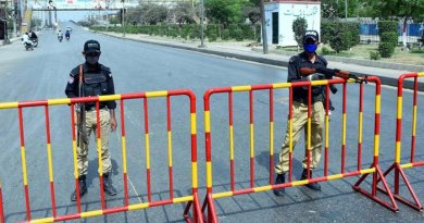 Sindh - One month extension in lockdown