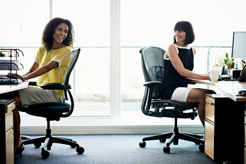 3 Essential Parts to an Office Chair