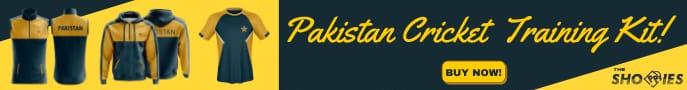 Pakistan Cricket Training Kit