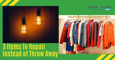 3 Items To Repair Instead of Throw Away