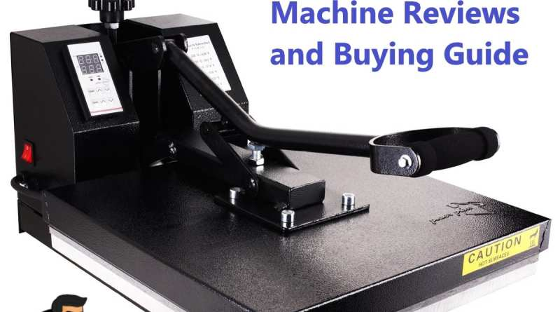 Best Heat Press Machine Reviews
