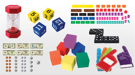 math manipulatives for kids