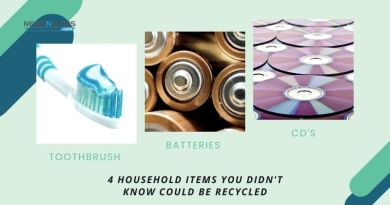 4 Household Items You Didn't Know Could Be Recycled