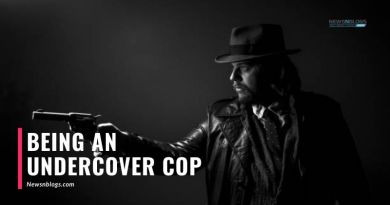 Being An Undercover Cop