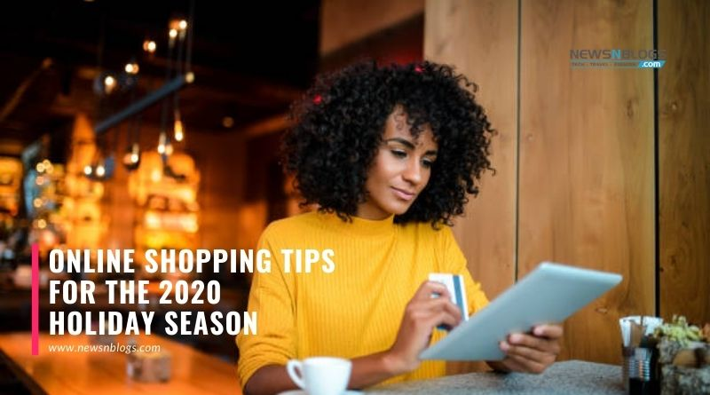 Online Shopping Tips for the 2020 Holiday Season